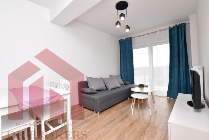Nowe 3-pokojowe mieszkanie do wynajęcia na ul.Miła